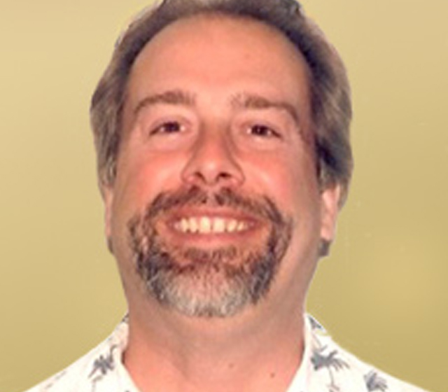 Keith Parsley, Software Architect